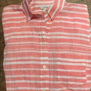 J Crew button down shirt
